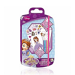 Disney Sofia the First - Mini designs