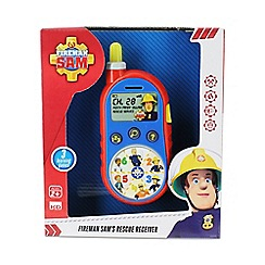 Inspiration Works - Fireman Sam's Rescue Receiver