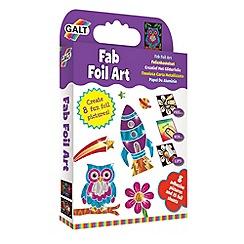 Galt - Fab foil art