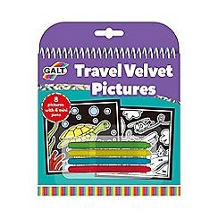 Galt - Travel velvet pictures
