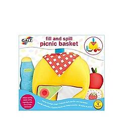Galt - Fill & spill picnic basket