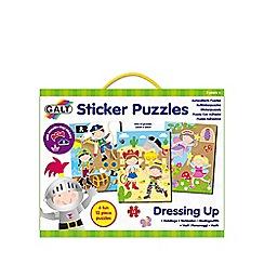 Galt - Dressing up sticker puzzle
