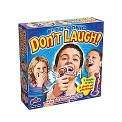 Drumond Park - Don't laugh game