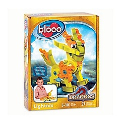 Bloco - Dragons lightnix