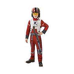 Star Wars - Classic X Wing Pilot Costume - large