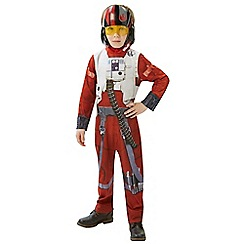 Star Wars - Classic X Wing Pilot Costume - medium