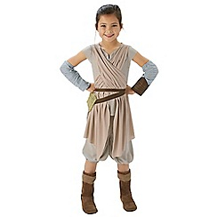 Star Wars - Classic Rey Costume - large