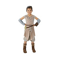 Star Wars - Classic Rey Costume - medium