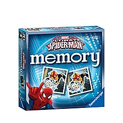 Spider-man - Mini memory picture card game