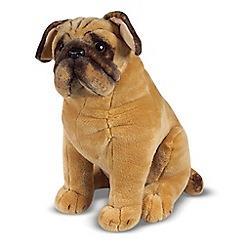 Melissa & Doug - Pug plush