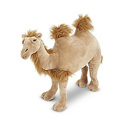Melissa & Doug - Camel plush soft toy