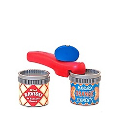 Melissa & Doug - Can opener & cans