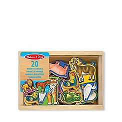 Melissa & Doug - Animal magnets