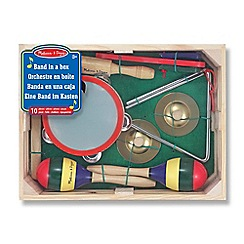 Melissa & Doug - Band-in-a-box