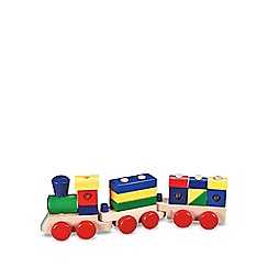Melissa & Doug - Stacking train