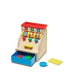 Melissa & Doug - Sort & swipe cash register