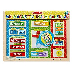 Melissa & Doug - My first daily calendar