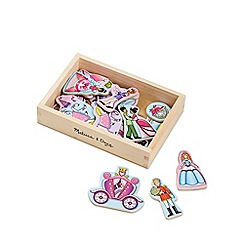 Melissa & Doug - Princess magnets