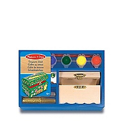 Melissa & Doug - Treasure chest