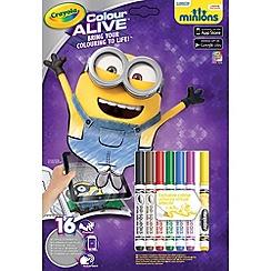 Crayola - Colour alive minions