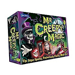 John Adams - Mr creepy magic