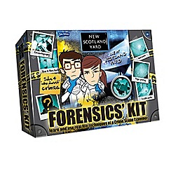 John Adams - New scotland yard forensics kit