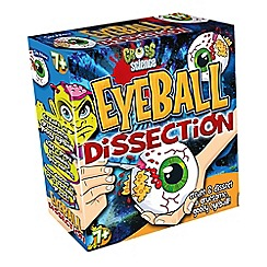 John Adams - Gross science eyeball dissection kit