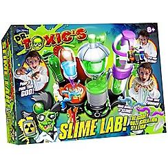 John Adams - Dr. toxic's slime lab