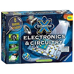 Ravensburger - Electronics & circuitry kit