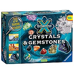 Ravensburger - Crystals & gemstones kit