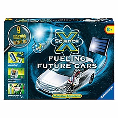 Ravensburger - Fueling future cars kit