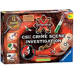 Ravensburger - Crime scene investigation kit