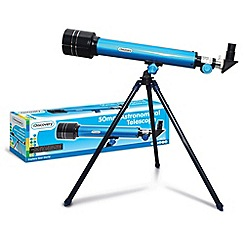 Discovery - 50mm astronomical telescope