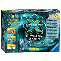 Ravensburger - Crystal magic kit