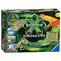 Ravensburger - Dinosaur discovery kit