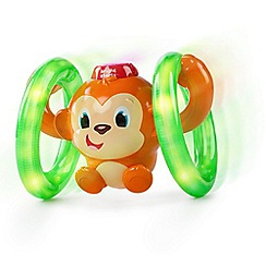 Bright Starts - Roll & glow monkey