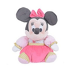 Minnie Mouse - Pretty in pink soft toy