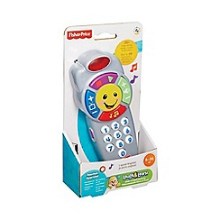 Fisher-Price - Laugh & learn click 'n learn remote