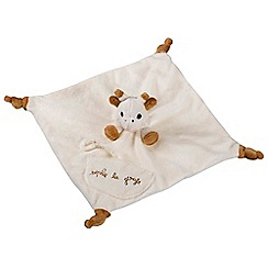 Sophie la girafe - Comforther with soother holder