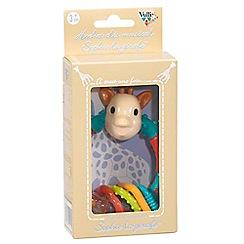 Sophie la girafe - Multi textured rattle