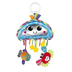 Lamaze - Jingle jellyfish activity mirror