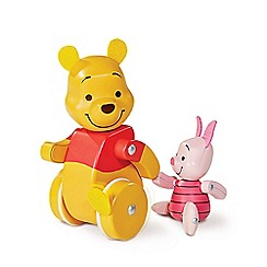 Tomy - Waddle 'n' follow pooh & piglet