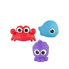 Lamaze - Sea squirter trio