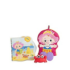 Lamaze - Bathtime story set - my friend emily