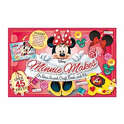 Minnie Mouse - Oh sew sweet craft kit