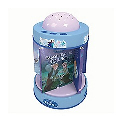 Disney Frozen - Book & night light carousel