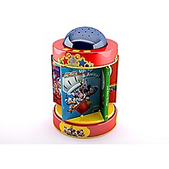 Mickey Mouse Clubhouse - Book & night light carousel