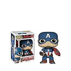 Marvel - POP! Captain America vinyl figure