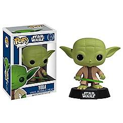 Star Wars - POP! Yoda vinyl figure