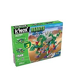 K'Nex - Beasts alive tri-stego building set